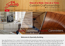 Specialty Building, LLC